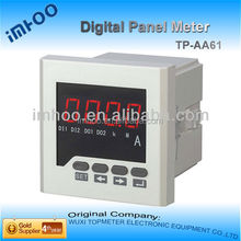 Can program Digital Single Phase Ammeter electric meter analog