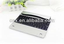 Bluetooth Wireless Metal Aluminum Keyboard Case Cover for iPad 2 3 4