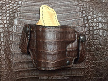 PH6 Customize Luxury Genuine Exotic Leather Gun Holster Case