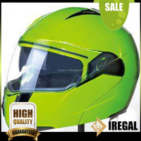 Double Visor Full Face Custom Kids ATV Helmets