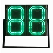 online wholesale shop remote led countdown timer video led display