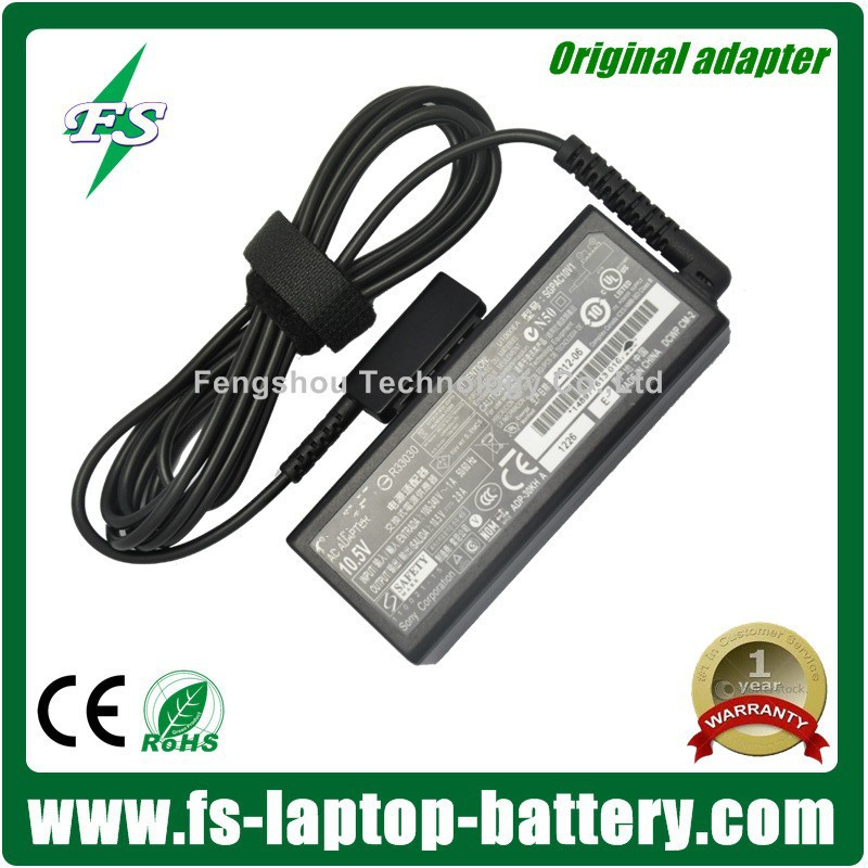 NEW Original Tablet AC Adapter for Sony 10.5V 2.9A 4.8*1.7mm 30w Tablet Charger SGPAC10V1 SGPAC10V2 laptop power cords