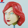 "1/6 Scaled Figure Headplay Model Action Star Head Sculpt for 12"" Female Body Toys"