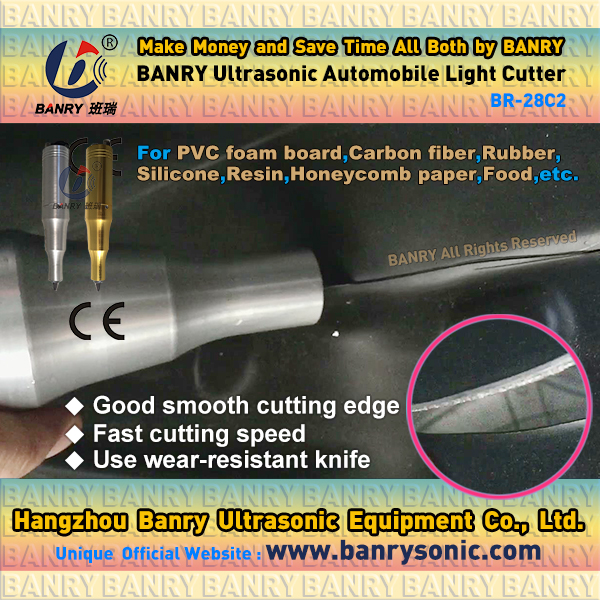 Ultrasonic Hand held CNC 20 kinds hard materials cutting blade knife
