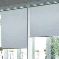 Manual Fireproof Ready Made Roller Blinds