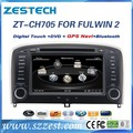 ZESTECH central multimedia Car DVD GPS for Chery Fulwin dvd player with radio gps navi, digital tv Car DVD GPS for Chery Fulwin