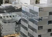 sheet metal fabrication/aluminum fabrication/sweden steel products