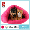 Pet Dog Cat House Puppy Soft Warm Winter Bed Cute Doggy Cozy wholesale