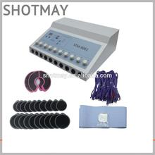 shotmay B-333 excellent quality acupuncture body massager machine for wholesales