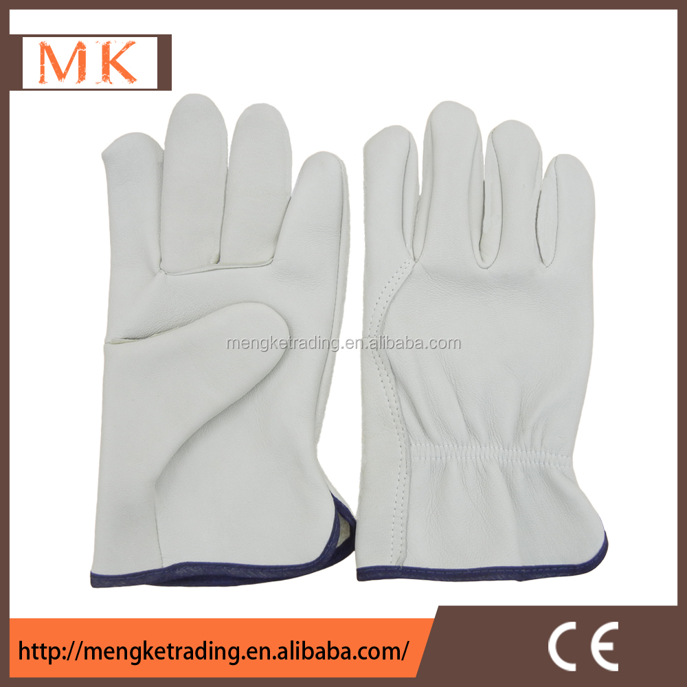 crafted super soft car sheep skin driving gloves
