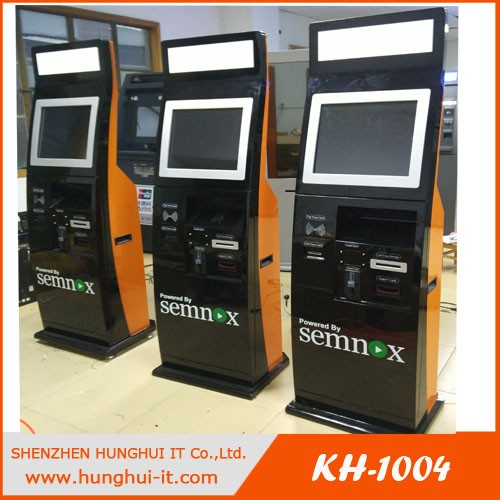 Hunghui latest lunched all in one Cash payment machine coin payment machine for sales