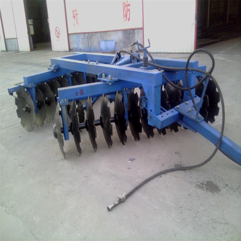 agricultural equipment pull type heavy duty disc harrow
