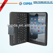 Removable Bluetooth Keyboard stand Case for iPad Mini(With Auto Sleep/Wake Function)