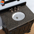 Custom Design Prefab Bathroom Granite Vanity Top for Hotel,Project