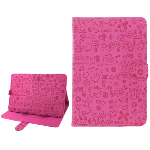 Universal Leather Case with Holder for 9.7 inch Tablet PC Wholesale Factory
