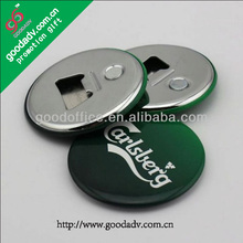Manufacturers selling promotional gift custom shape can opener beer bottle opener
