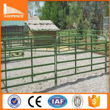 China high quality durable round pen panels for sale