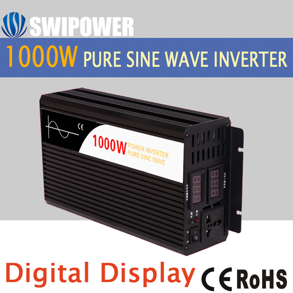 intelligent power inverter <strong>1000w</strong> 12v 220v with high quality