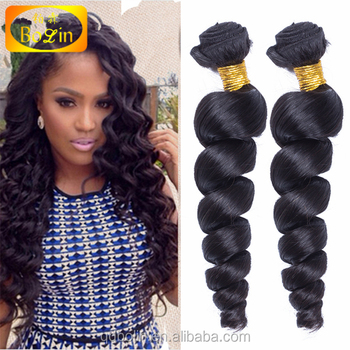 Qingdao Hair Factory Wholesale Price Unprocess 6A Grade Straight Human Hair Weave Virgin Brazilian Hair