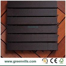 Swimming Pool Solid Wood Decking Stain Color Zhejiang Factory Price