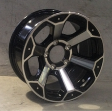 Heavy off-road 4x4 vehicle alloy wheel rim for SUV