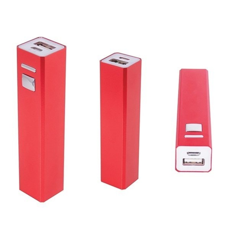 Alibaba Stock New Products Custom Power Bank Potable Cell Phone Charger