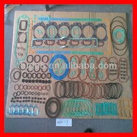 S6D125 6151-12-1810 overhaul gasket kit ,engine head gasket