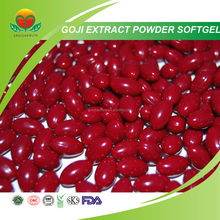 Competitive Price Goji Berry Extract Powder Softgel