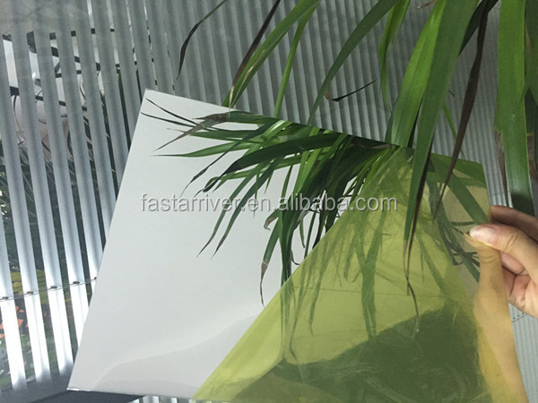 0 4mm Sublimation Blanks Mirror Surface Colored Aluminum