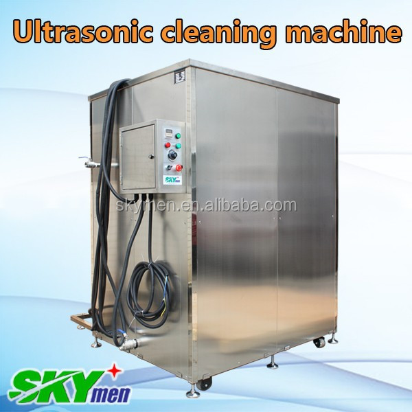 SKYMEN large industrial ultrasonic cleaner for air cooler ultrasonic cleaning machine