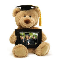 OEM/ODM custom plush graduation teddy bear animal graduation toys