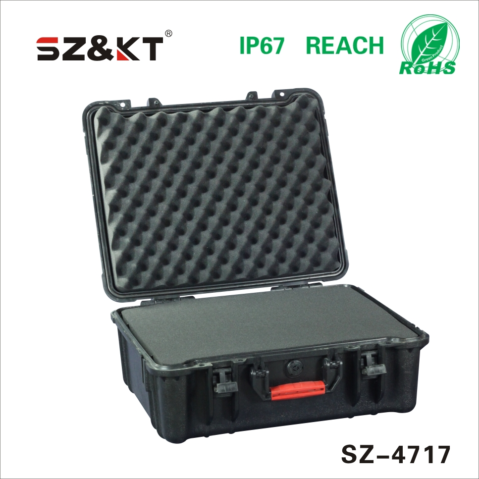 Waterproof Plastic Carrying Case