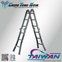 [Taiwah CTH] Steel ladder Wide Step ladder used boat ladders