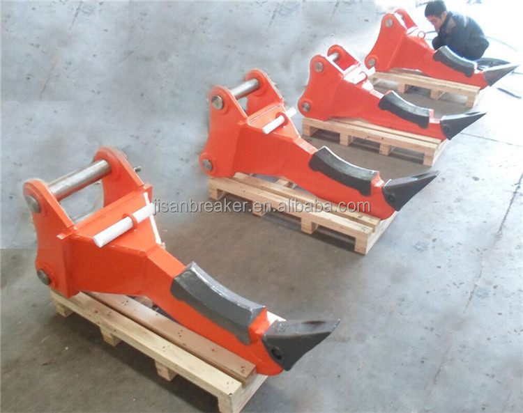 Heavy duty rock ripper SK200 SK250 for excavator