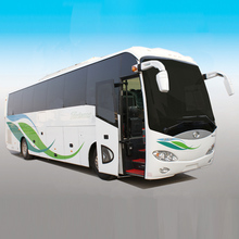 Brand New Bus Color Design 11 Meter Diesel 245hp 50 Seats Luxury Passenger Coach Bus For Sale