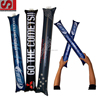 Promotional PE Inflatable Cheering Stick Thunder