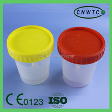 100ml stool sample container
