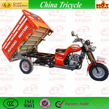 guangdong tricycle factory 200cc 3-wheel motorcycle