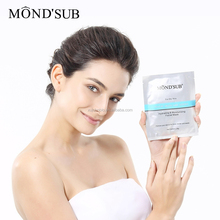 Hydrating and moisturizing facial mask magic skin care quality silk face mask