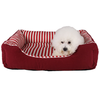 Top Quality Square Soft Pet Cool Cotton Mats Hot Dog Bed