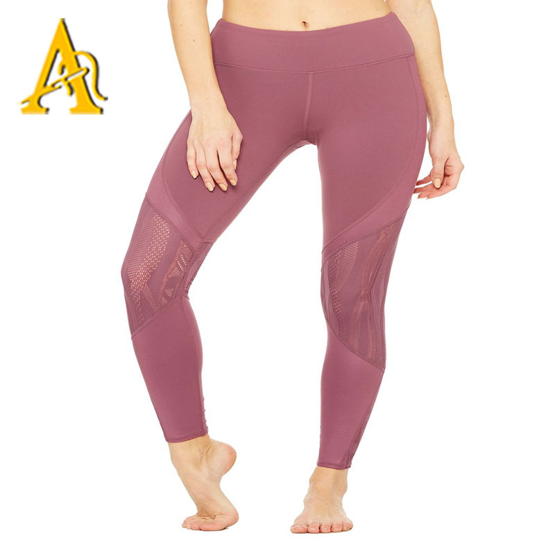 Seamless Gym Wear Yoga Leggings Fitness Tight Legging Fashionable Sport Leggings