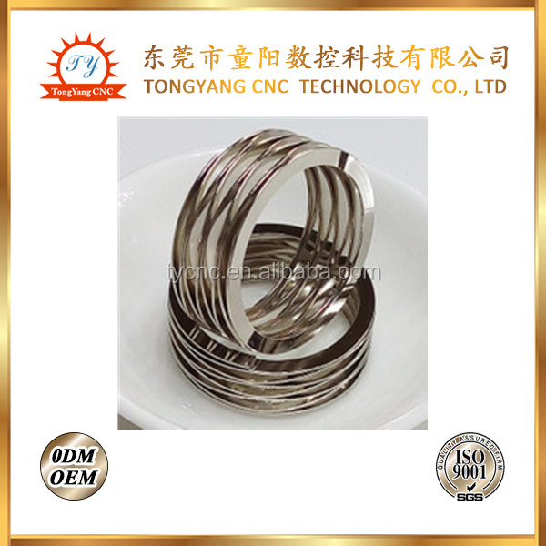 Factory price High quality cheap price stainless steel wave spring return springs