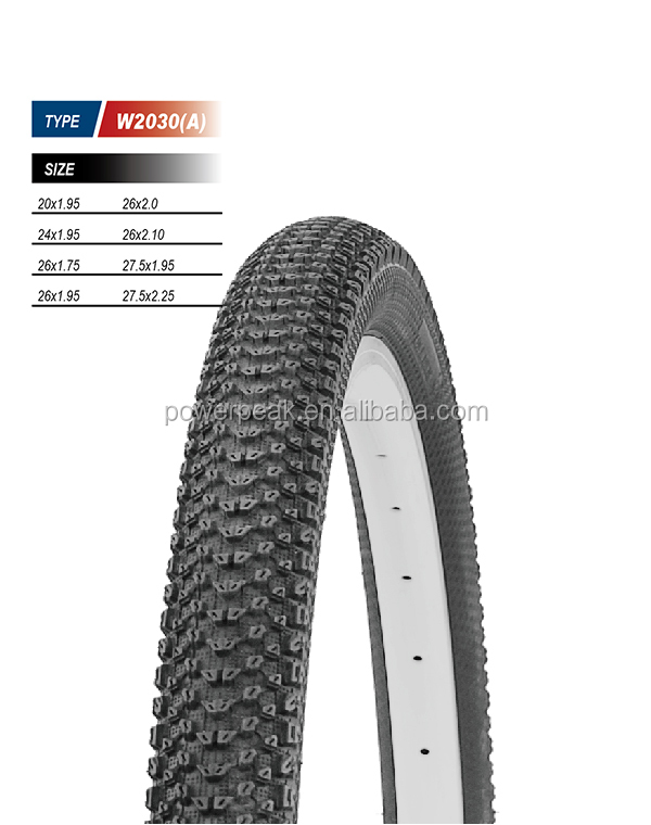 Bicycle part mountain bike 26 x 2 tire