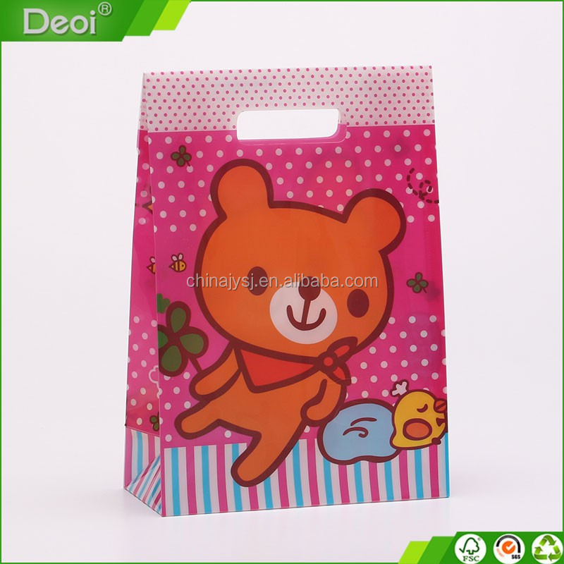 2015 latest new products custom made high-quality pp plastic recycled shopping bag with logo