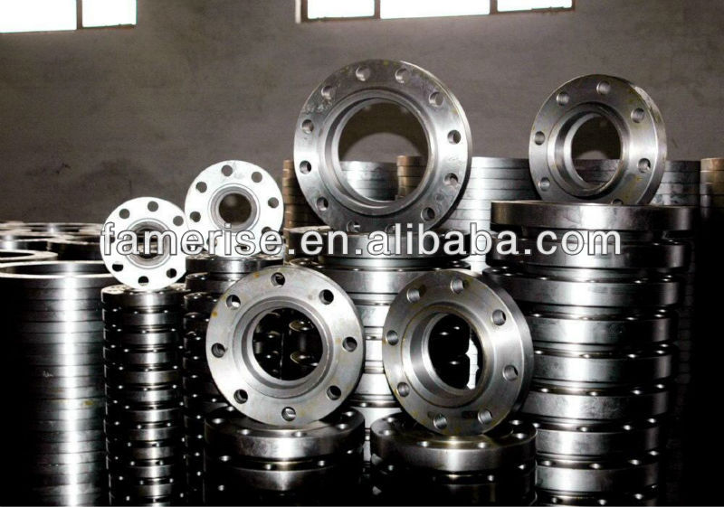 Factory price flange nut dimension with low price
