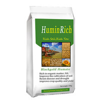Huminrich Slow Release Fertilizer Blackgold Humate Urea Fertilizer Chemical Formula