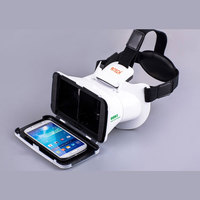 Vr3000 Fishion design high quality virtual reality glasses,vr shinecon box for blue film xnxx video open sexy market