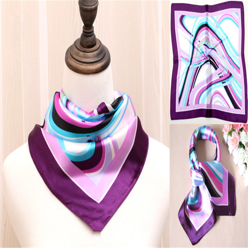 Wholesale Blank Handkerchief Vietnam Thai Custom Printed Silk Scarves