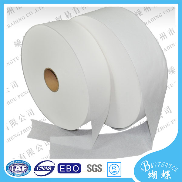 Wood Pulp Heat Sealable Coffee Bag Filter Paper Roll