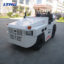 LTMG brand tow tractor truck 2 ton baggage towing tractor with imported engine
